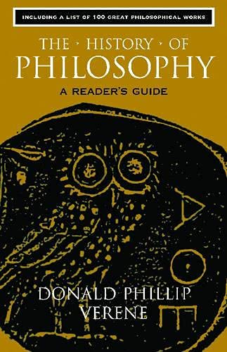 9780810151970: The History of Philosophy: A Reader's Guide