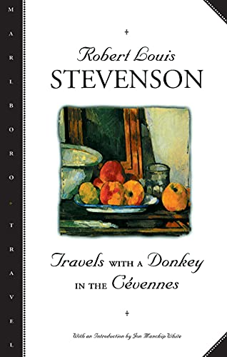 9780810160064: Travels with a Donkey in the Cevennes (Marlboro Travel)