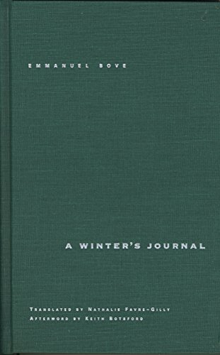 A Winter s Journal (Hardback): Emmanuel Bove