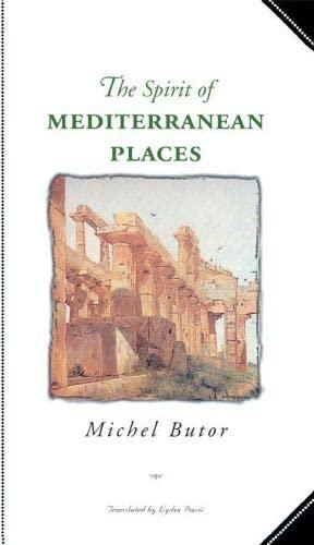 9780810160521: The Spirit of Mediterranean Places (Marlboro Travel)