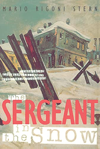 9780810160552: The Sergeant in the Snow