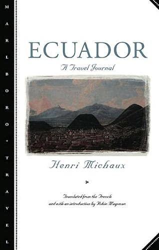 9780810160910: Ecuador: A Travel Journal