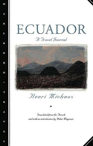 9780810160910: Ecuador: A Travel Journal (Marlboro Travel)