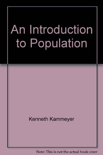 9780810204287: An introduction to population (Chandler publications in sociology)