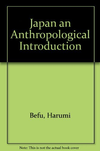 9780810204300: Japan an Anthropological Introduction