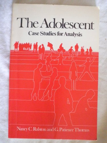 9780810204737: Title: The adolescent case studies for analysis
