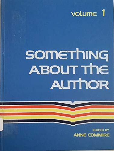 9780810300507: 001: Something about the Author