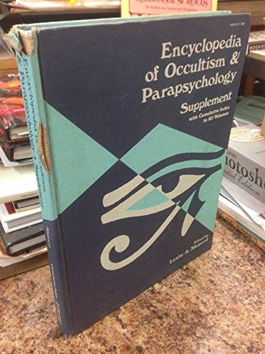 9780810301986: Encyclopedia of Occultism and Parapsychology