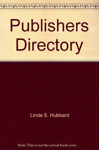 9780810304147: Publishers Directory