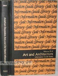 9780810314658: American decorative arts and Old World influences: A guide to information sources (Art and architecture information guide series ; v. 14)