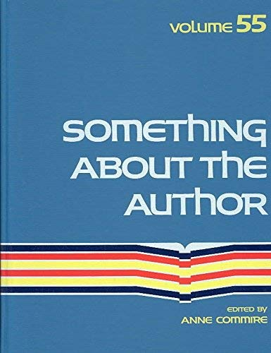 9780810322653: Something about the Author