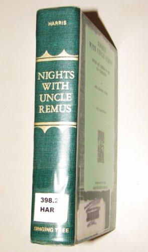 Nights with Uncle Remus: HARRIS,JOEL CHANDLER.