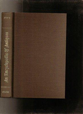 An Encyclopedia of Antiques: Bond, Harold Lewis