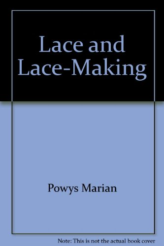 9780810343122: Lace and Lace Making