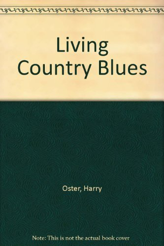 9780810350267: Living Country Blues