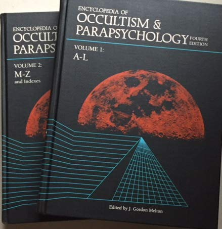 9780810354876: Encyclopedia of Occultism and Parapsychology