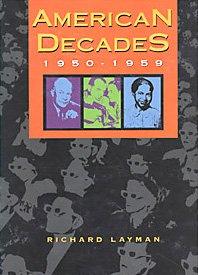 9780810357273: American Decades: 1950-1959