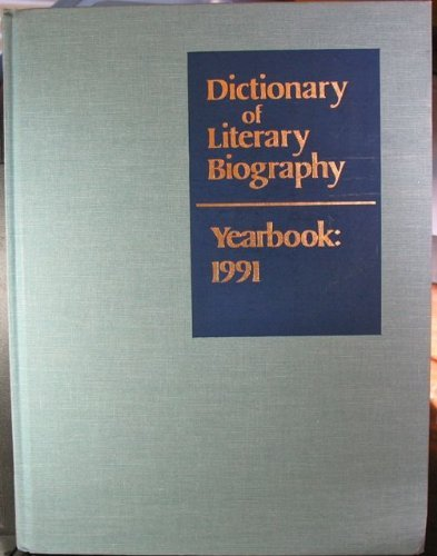Dictionary of Literary Biography Yearbook: 1991: Hipp, James W.