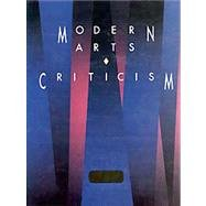 9780810376892: 1: Modern Arts Criticism