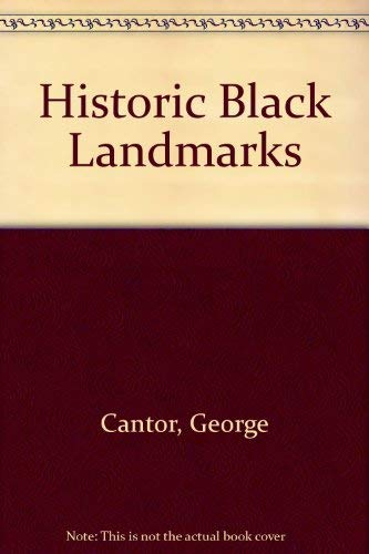 9780810378094: Historic Landmarks of Black America