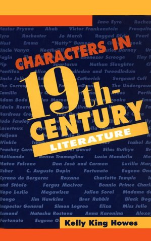 9780810383982: Characters in 19th-Century Literature