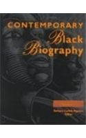 9780810385559: Contemporary Black Biography: Profiles from the International Black Community