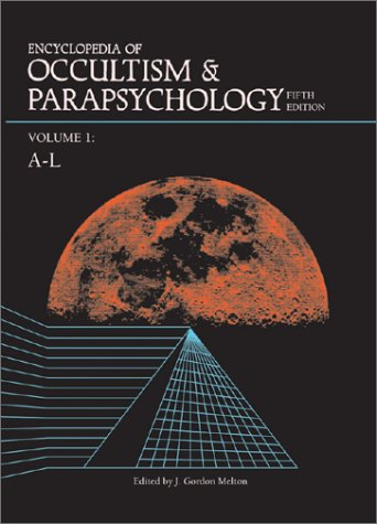 Encyclopedia of Occultism & Parapsychology 5: Leslie A. Shepard