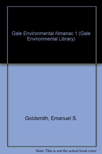 9780810388772: Gale Environmental Almanac