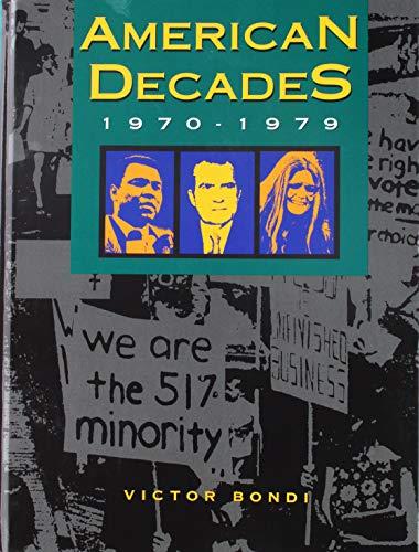 9780810388826: American Decades: 1970-1979