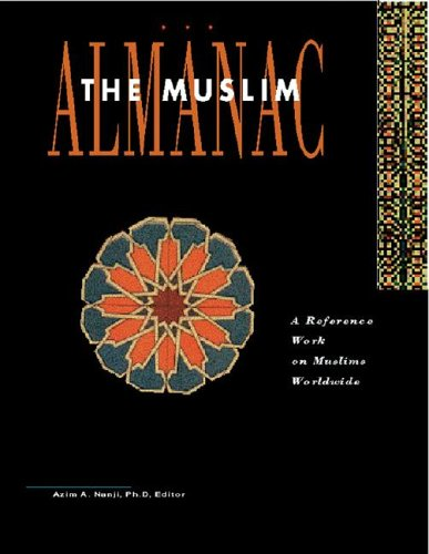 9780810389243: The Muslim Almanac: A Reference Work on Muslims Worldwide