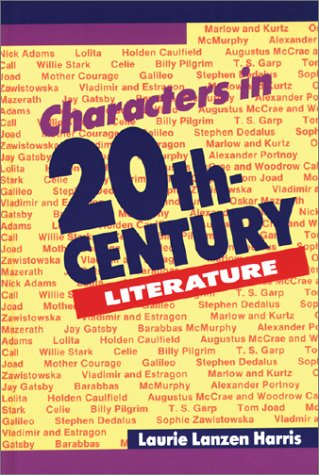 9780810392038: Characters in 20Th-Century Literature Book II (CHARACTERS IN TWENTIETH-CENTURY LITERATURE) (Bk. 2)