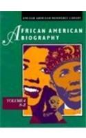 AFRICAN AMERICAN BIOGRAPHY (4 Volume Set): UXL Staff