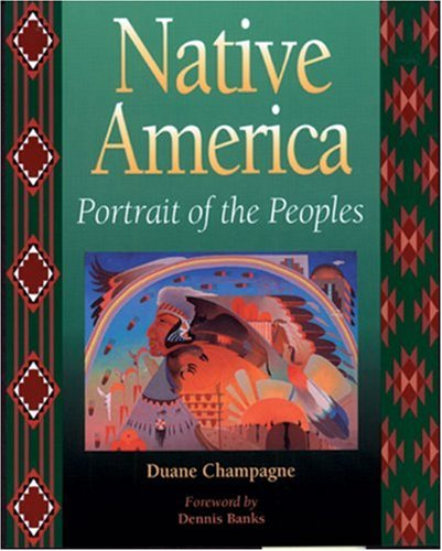 9780810394520: Native America: Portrait of the Peoples