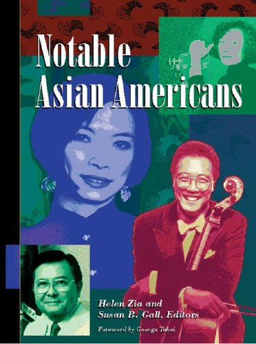 9780810396234: Notable Asian Americans