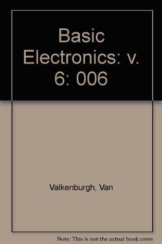 9780810400467: 006: Basic Electronics, Vol. 6