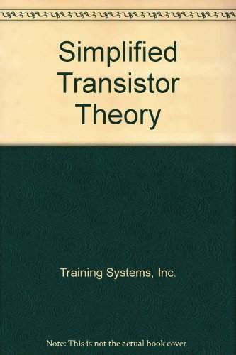 9780810407053: Simplified Transistor Theory