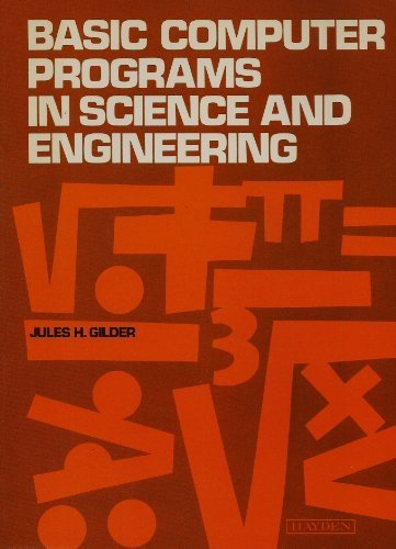 IBM-PC Programs in Science and Engineering: Glider
