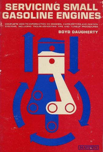 Servicing Small Gasoline Engines: Daugherty, Boyd