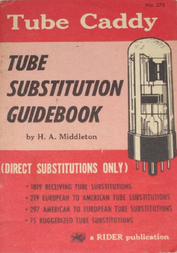 9780810408098: Complete Tube Caddy: Tube Substitution Guidebook
