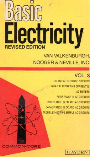 9780810408784: Basic Electricity, Vol. 3