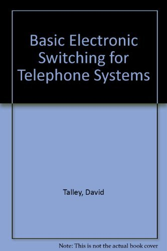 9780810409606: Basic Electronic Switching for Telephone Systems