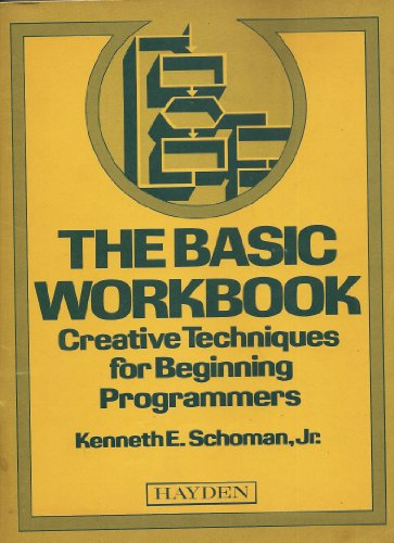 9780810451049: BASIC Workbook: Creative Techniques for Beginning Programmers