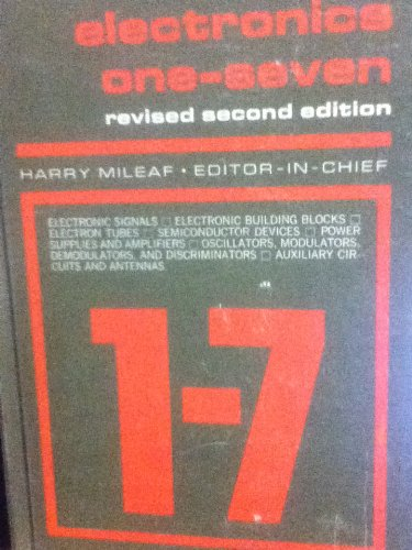 Electronics One Seven,revised second edition: mileaf,harry,editor
