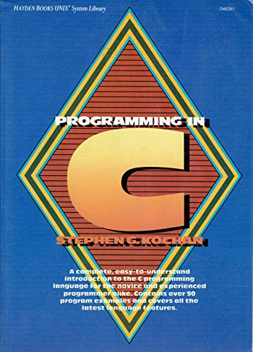 9780810462618: Programming in C