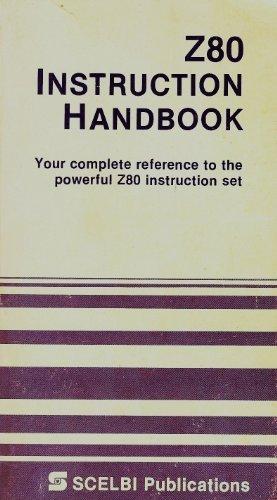 9780810462755: Z-80 Instruction Handbook