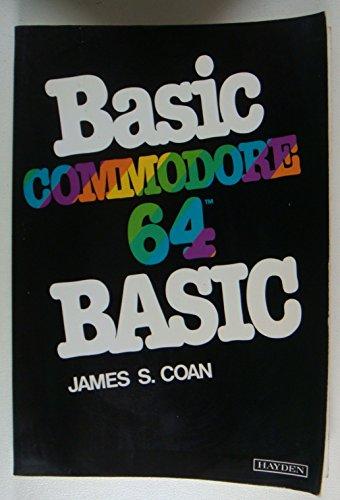 9780810464568: Basic Commodore 64 BASIC