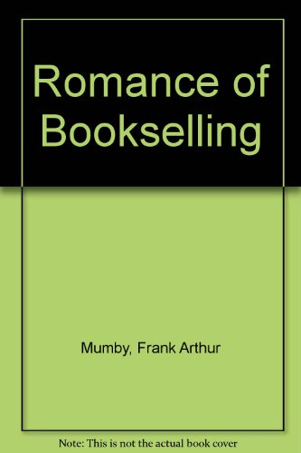 Romance of Bookselling