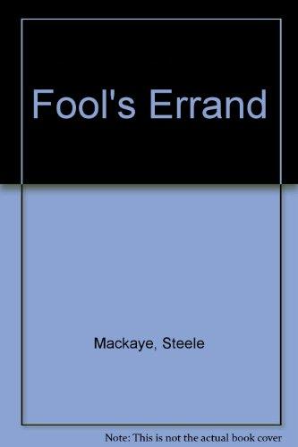 9780810802797: Fool's Errand