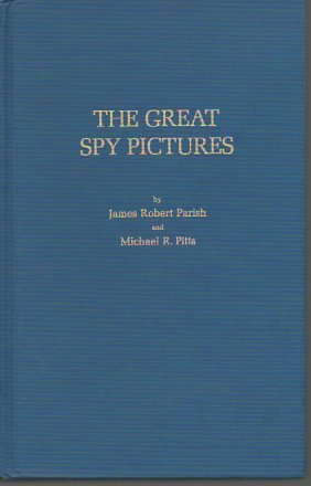 9780810806559: The Great Spy Pictures: No. 1