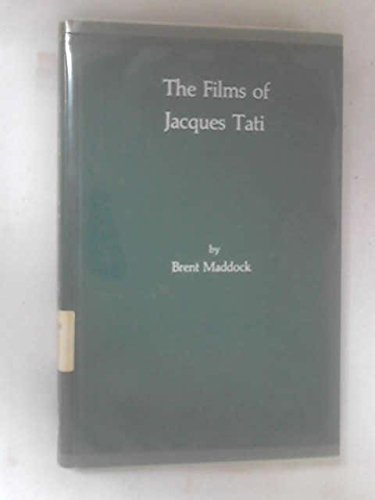 9780810810655: The Films of Jacques Tati